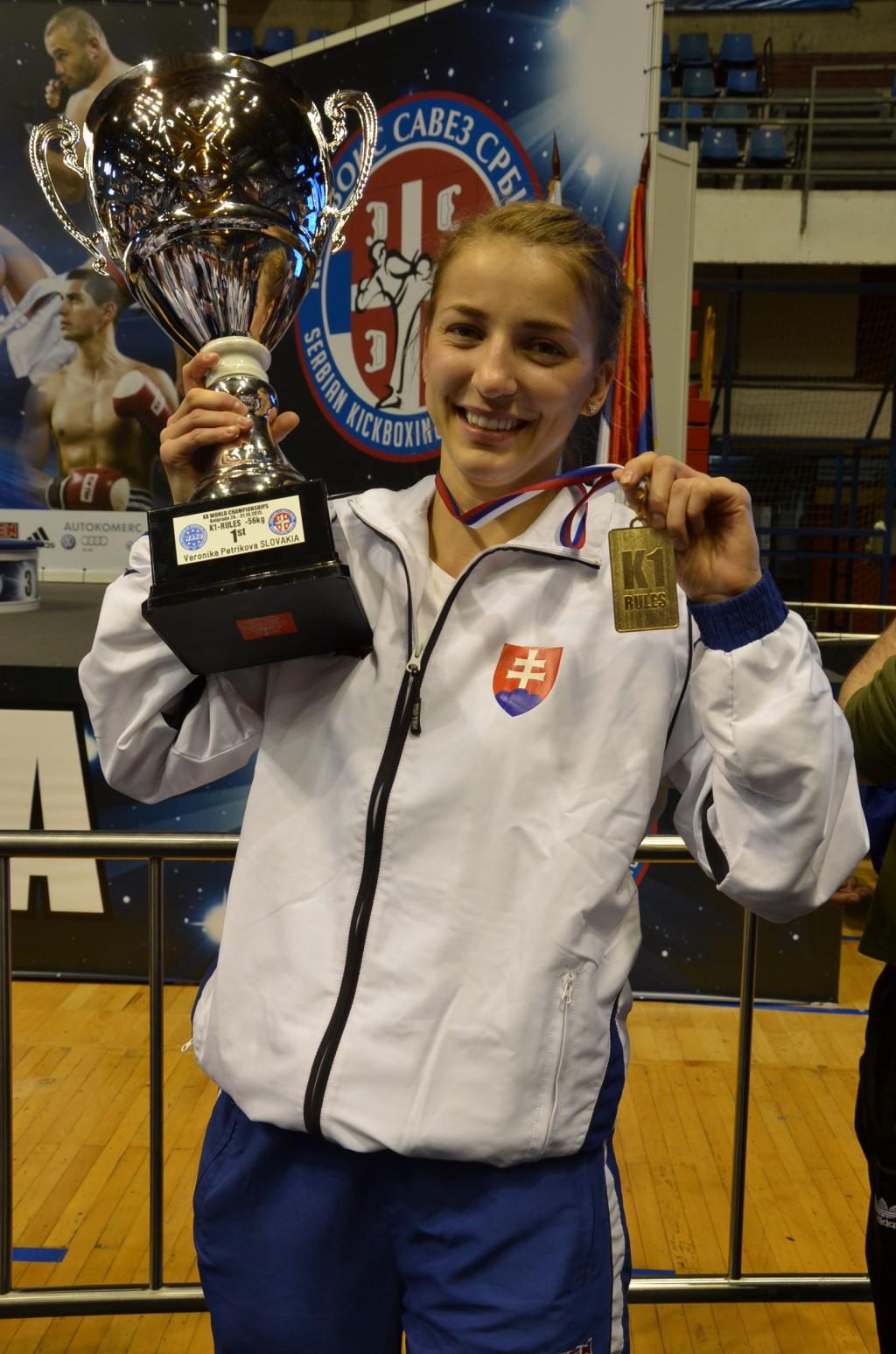 Veronika Petríková